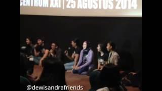 Dewi Sandra Launching Trailer Haji Backpacker 6