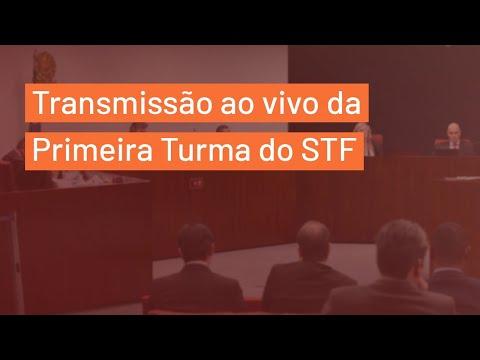 Primeira Turma do STF - Videoconferência_01/09/20