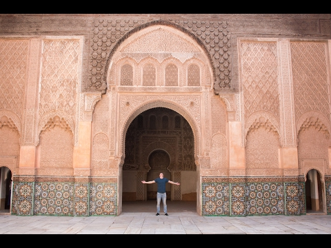 Flying Into Marrakesh - First Impressions of Morocco
