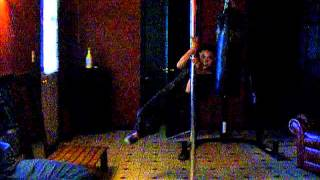 What Preteens Do When They Think The Dance Pole Is A Fireman's Pole