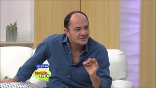 Las divertidas anécdota del actor Julián Arango