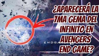 ¿Aparecerá la 7ma Gema del Infinito en Avengers End Game? - Marvel Studios