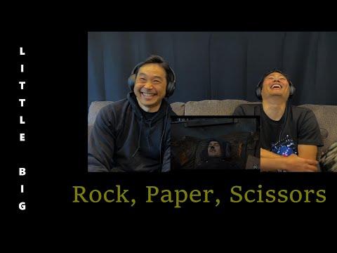 LITTLE BIG - Rock, Paper, Scissors - Reaction