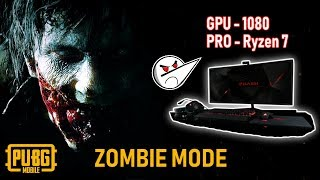 PUBG MOBILE   Zombie Mode - New Setup