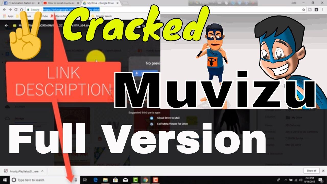 download muvizu full crack