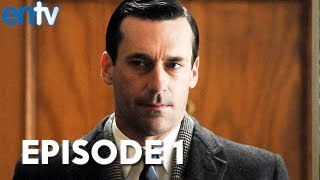 "Mad Men Season 6 - Episode 1 ""The Doorway"" - ENTV"