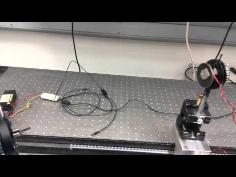 Optical communication laboratory