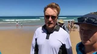 Conan in Australia - Bondi Beach thumbnail