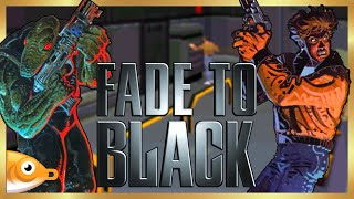 Fade to Black - The sequel to flashback (DOS)