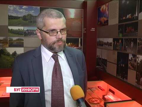 2016-06-23 г. Брест. «Беларусь в огне 1941 года» - научная конференция. Новости на Буг-ТВ.