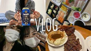 [vlog] 타지생활2탄✨ 프랜차이즈카페 신상 털고 먹…