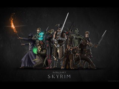 Skyrim Las mejores Razas para Empezar en Skyrim