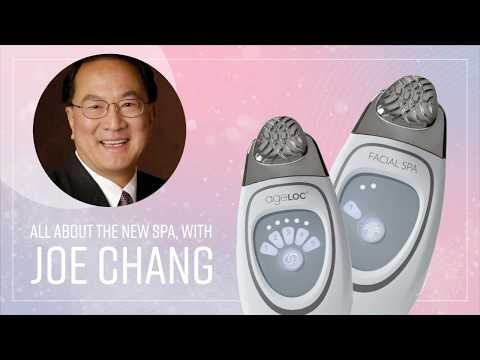 Dr. Chang And The New Galvanic And Facial Spa System