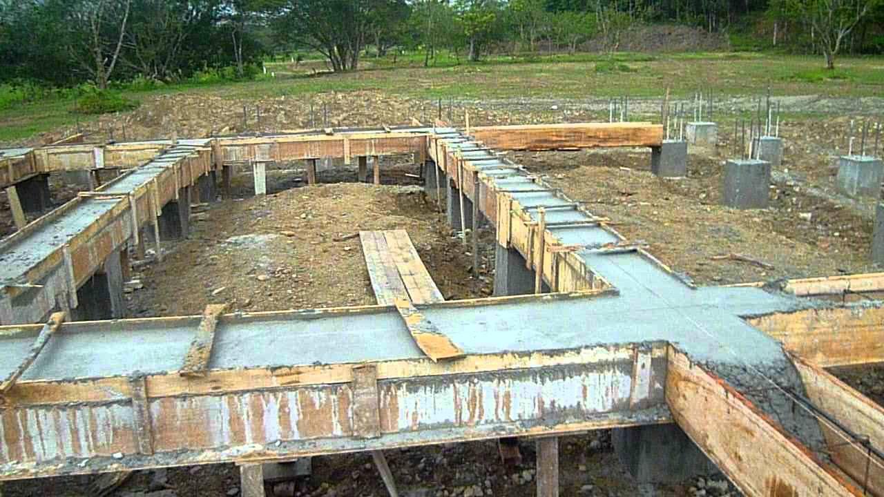 Bases casa prefabricada youtube - Como se hace una casa de madera ...
