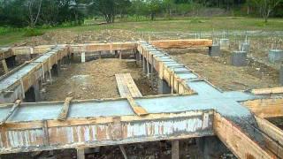 bases casa prefabricada