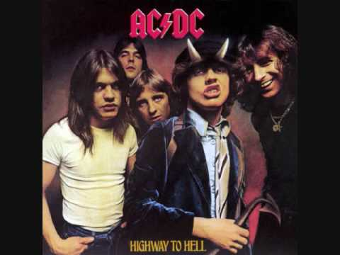 Touch Too Much by AC/DC