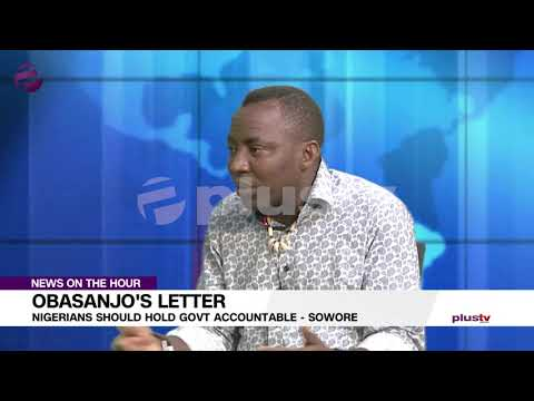 'Obasanjo's Letter Is Not The Solution' - Sowore comments on Kidnapping in Nigeria;