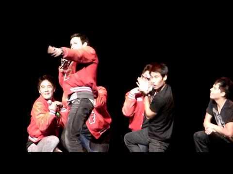 Nice Guys Song + Dance Live - YTF Vancouver