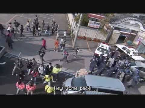 Awesome Kamen Rider Den-O Moment #1