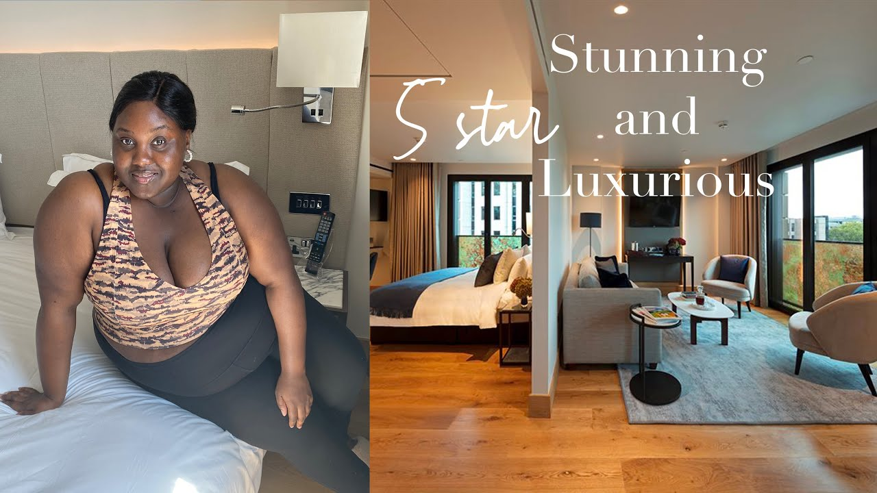 A HOME AWAY FROM HOME GRWM IN 5 STAR HOTEL