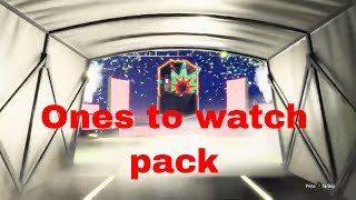 FUT 20 - Ones To Watch Pack & 6 x Premium Electrum Players Pack opening