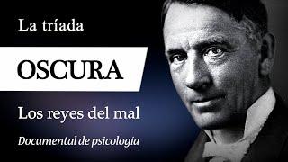 LA TRÍADA OSCURA: Narcisismo, Psicopatía y Maquiavelismo en PSICOLOGÍA - ¿Son MALAS PERSONAS?