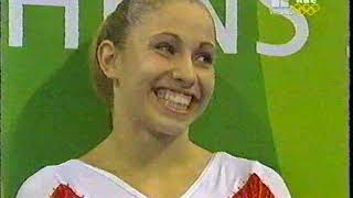 2004 Olympics WAG Uneven Bars Final NBC