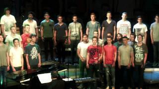 Männer (Herbert Grönemeyer) - Oberstufenchor Cusanus Gymnasium