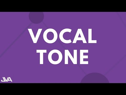 VOCAL TONE - VOCAL EXERCISE