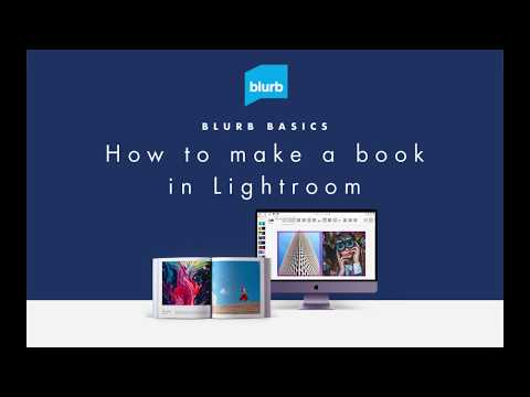 How To Make A Book In Lightroom With Blurb