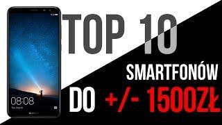 🔟 Top 10 Smartfonów do +/- 1500zł [2017] | Mobileo