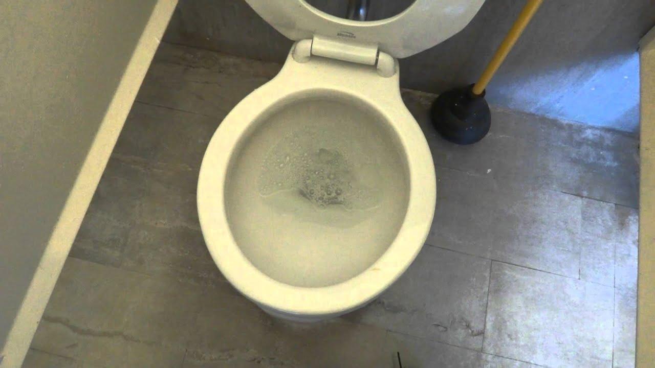 Bathroom Tour: Menard County Courthouse VINTAGE Speedway Toilet and ...