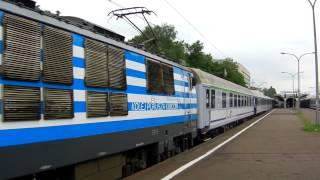 """Pociągi PKP InterCity """"EIC 1413 ONDRASZEK & EX 4110 BESKIDY"""" [Sosnowiec Główny]"""