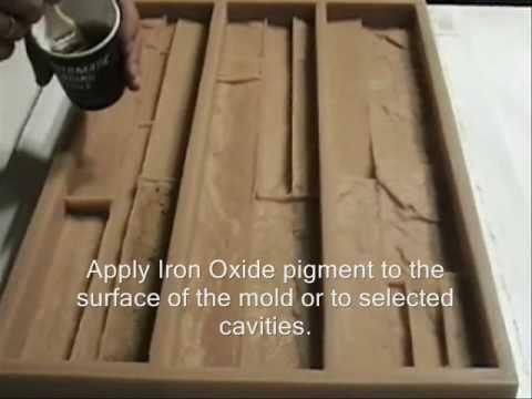 Cultured Veneer Stone - Mold Cast