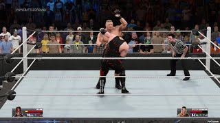 WWE 2K15 PC 60fps 1080P Gameplay P.1