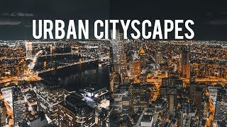 HOW TO EDIT URBAN NIGHT PHOTOS IN LIGHTROOM! (Destaurated & Moody)