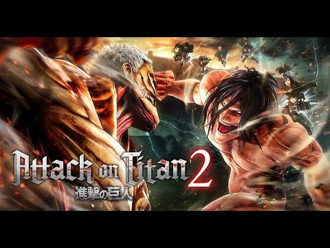 Attack on Titan 2: First Hour Playthrough (Nintendo Switch)