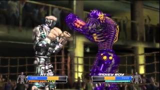 QuickPlay - Real Steel | Robots! Fighting! Face Punching!