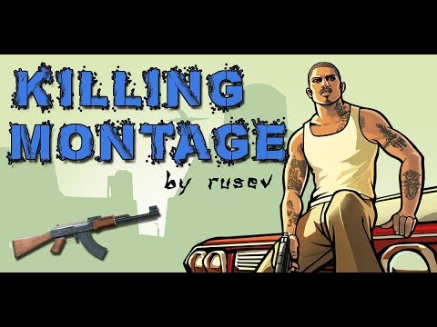 KILLING MONTAGE | THE RETURN OF THE VILLAIN | Rusev