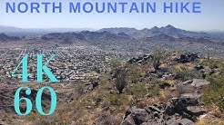 North Mountain Peak Hike - Phoenix, AZ - 4K60