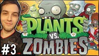 TEN TYP SIĘ WYKĄPAŁ *ZOBACZ JAK*! - Plants vs Zombies PC #3
