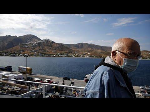 Греция будет принимать туристов со всего мира