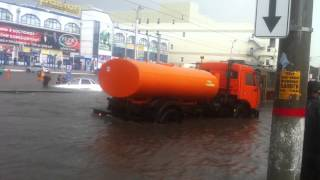 Потоп в Курске 20 июня