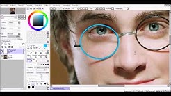 Arte Minimalista - Harry Potter / Wallpaper HD