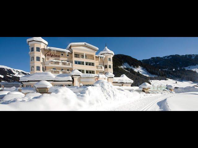 Traumhotel Alpina auf ORF III