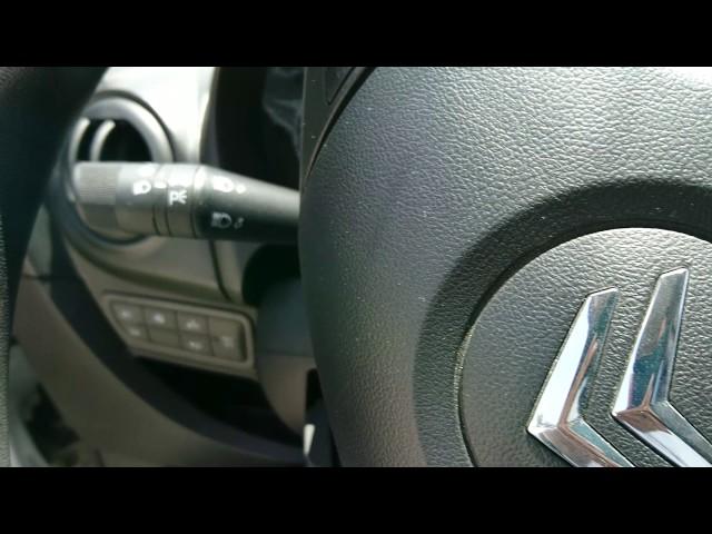Citroën Nemo Turbo Otomatik frenleme