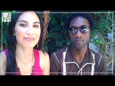 Aloe Blacc - Interview with Maya Jupiter