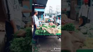 Funny song for vegetables
