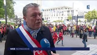 Septembre 2017 : Le Havre encore place forte du refus de la loi travail