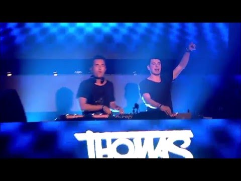 Thomas Gold & Deniz Koyu - Live at Protocol X ADE 14.10.2015